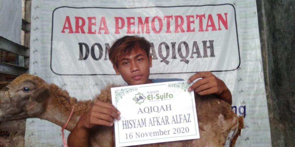 16 November 2020 | Hisyam Afkar Alfaz